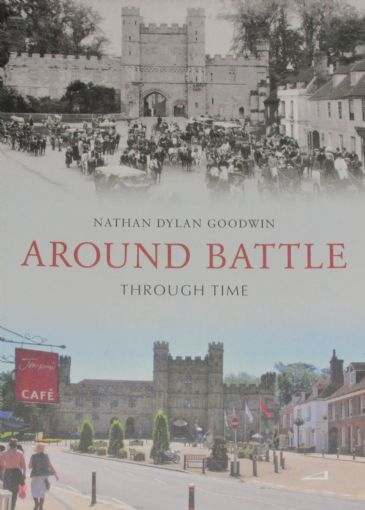 Around Battle Through Time, by Nathan Dylan Goodwin